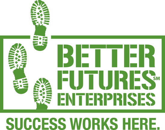 Better Futures Enterprises logo