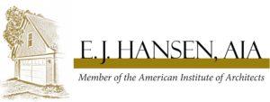 E.J. Hansen, AIA logo