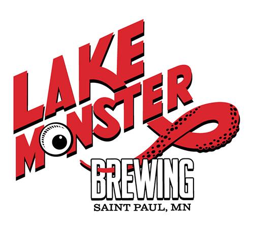 Lake Monster Brewing logo