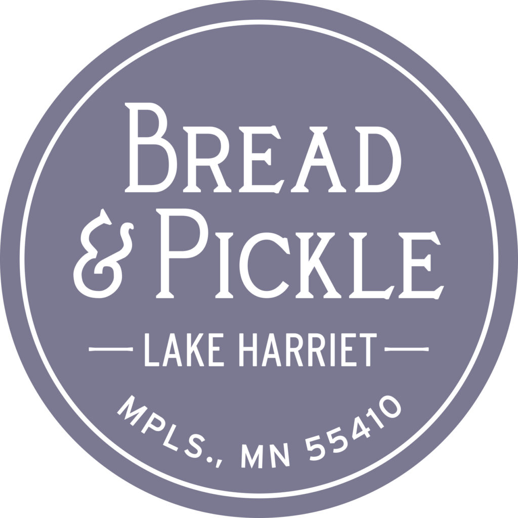 Bread and Pickle logo